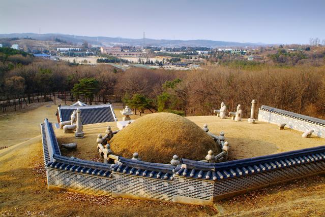 朝鮮王陵の画像 p1_26