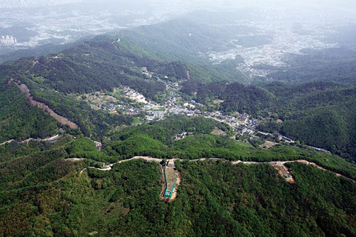 南漢山城の画像 p1_13
