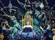 オペラ、「狂気を装うオルランド」